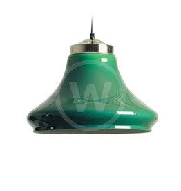Lamp klokmodel (transparant groen)