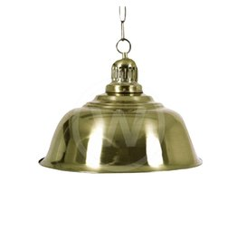 Lamp klassiek plat - 38 cm