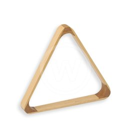 Triangle hout (Maat: 54.0 mm)