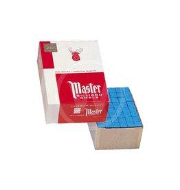 Master gros doos 144 krijtjes (rood)