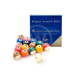Aramith Pool ballen Super Aramith (57,2 mm) PRO-CUP TV