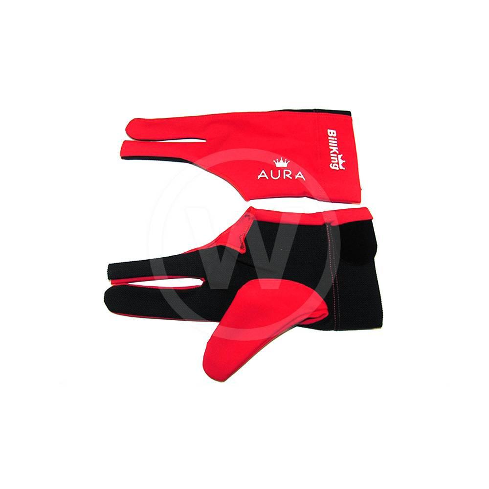 BillKing Handschoen BillKing Aura - rood/zwart