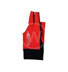 Kamui Handschoen Kamui - rood (Hand: Rechts - maat: L)