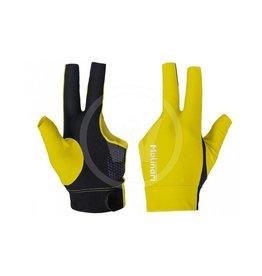 Molinari Hanschoen Molinari geel/zwart (Hand: Links)