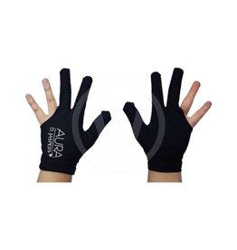 Dick Jaspers Handschoen Dick Jaspers eco RHP (Kleur: zwart/zwart)