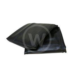 Afdekzeil dik met rug (Uitvoering: bruin (230 biljart) 265 x 140 x 20cm)