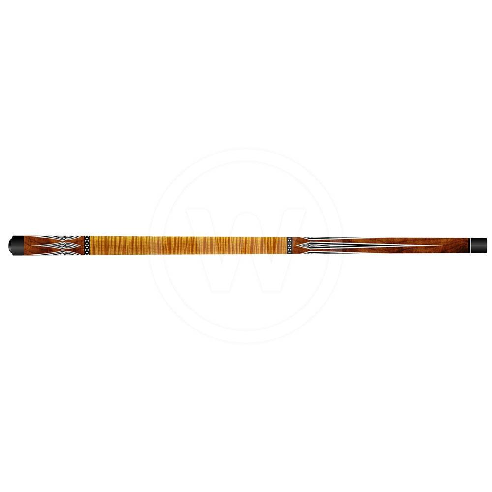 Artemis Artemis Mister 100® Curly Maple Brown with Prongs