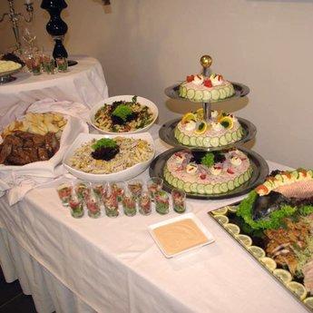 Kerstbuffet, te bestellen per persoon (vanaf acht personen)