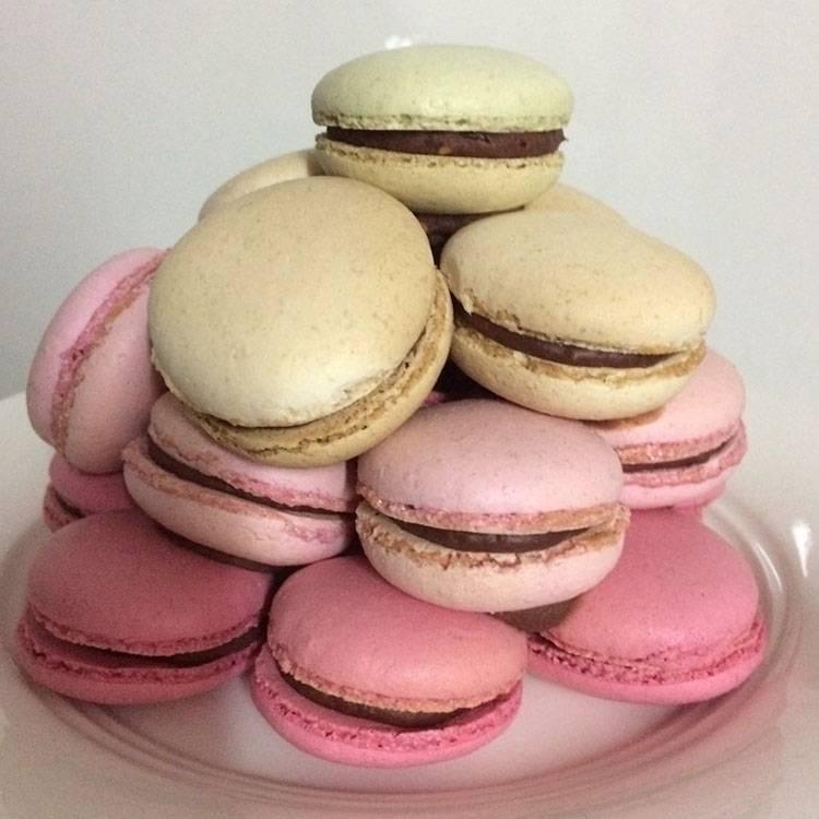 Macarons - in luxe verpakking van 10 stuks