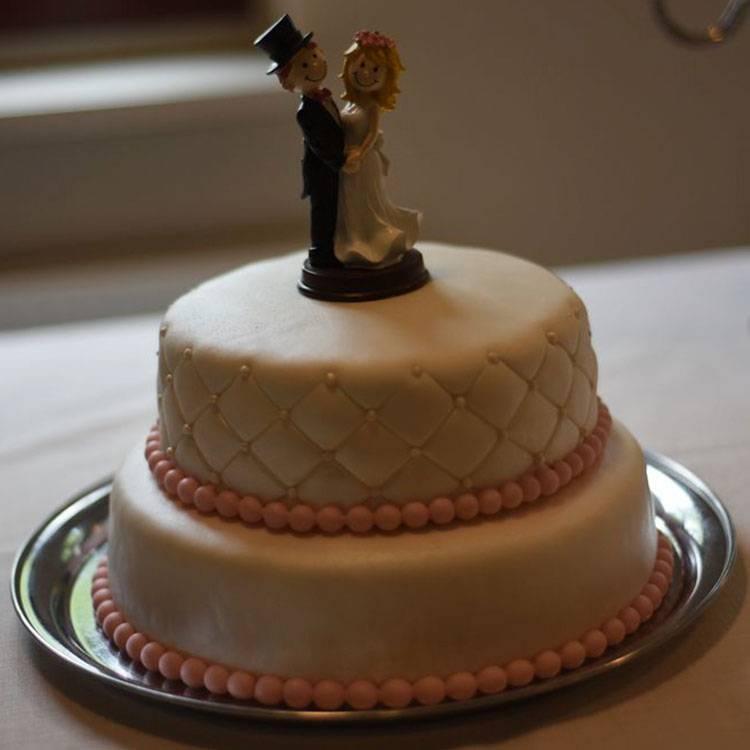 Bruidstaart (prijs is vanaf prijs)