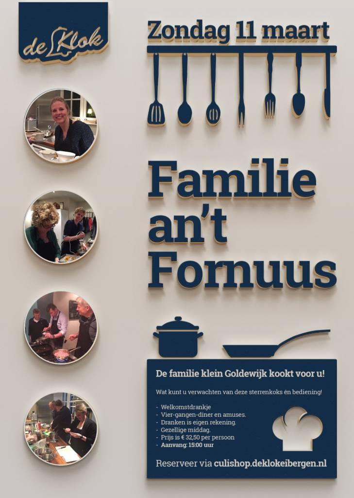 Familie an't Fornuus