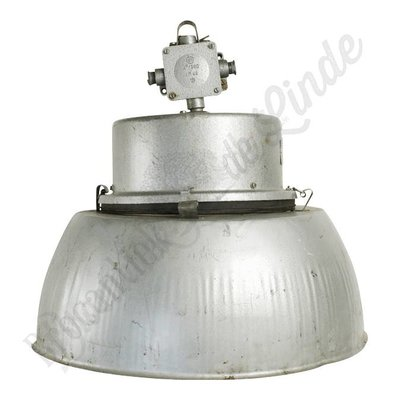 "Oude fabriekslamp ""Borek"""