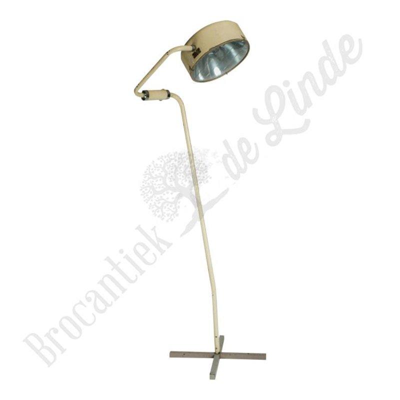 "Industriële vintage operatielamp ""Giraffe"""
