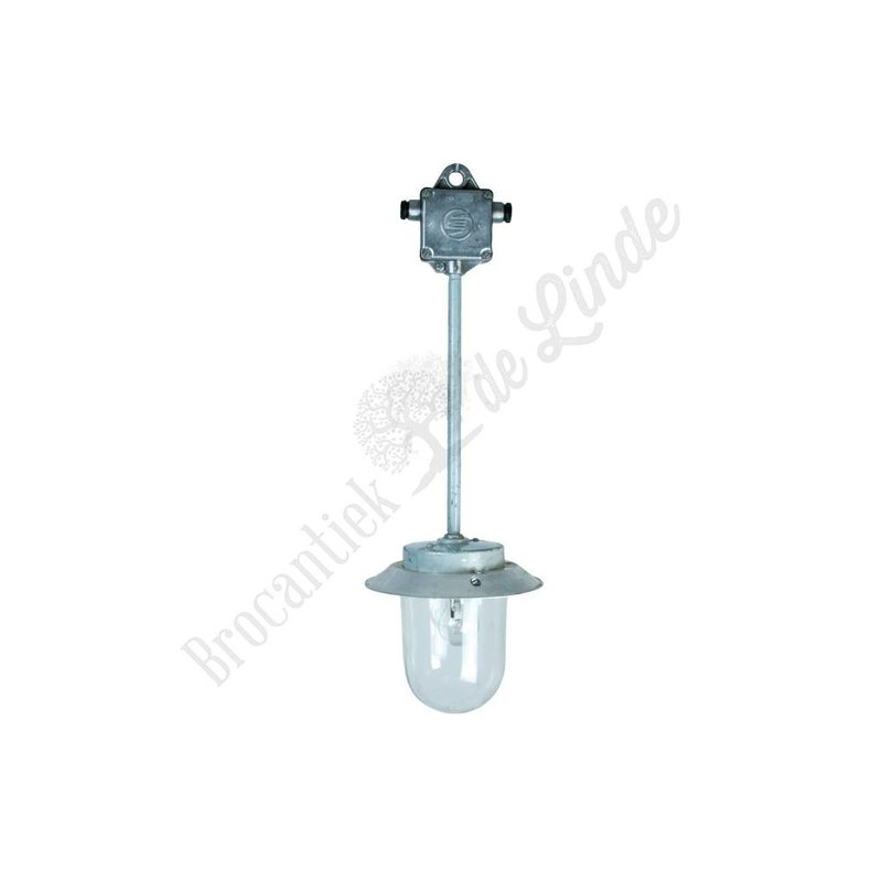 "Oude industriële lamp ""Roblin"""
