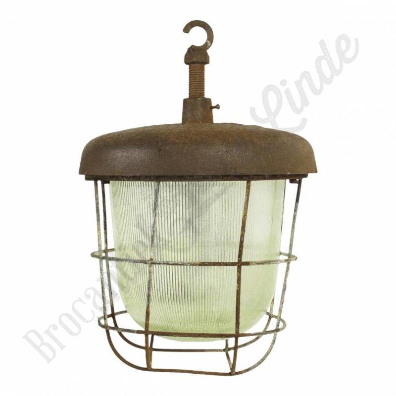 "Oude fabriekslamp ""Acorn Junior"""