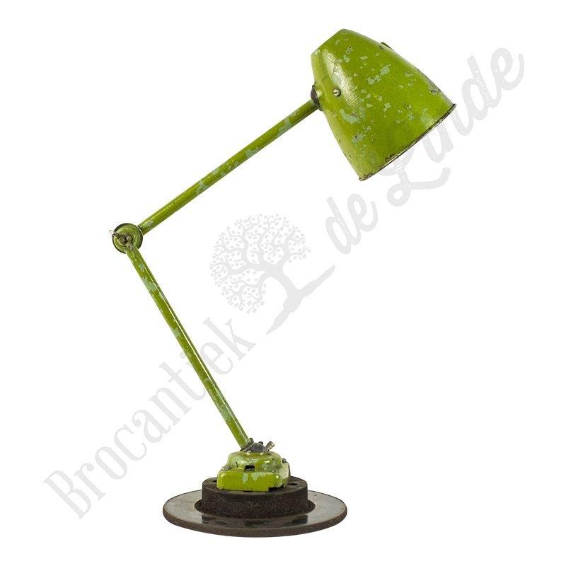"""Industriële monteurslamp """"Green Python"""""""