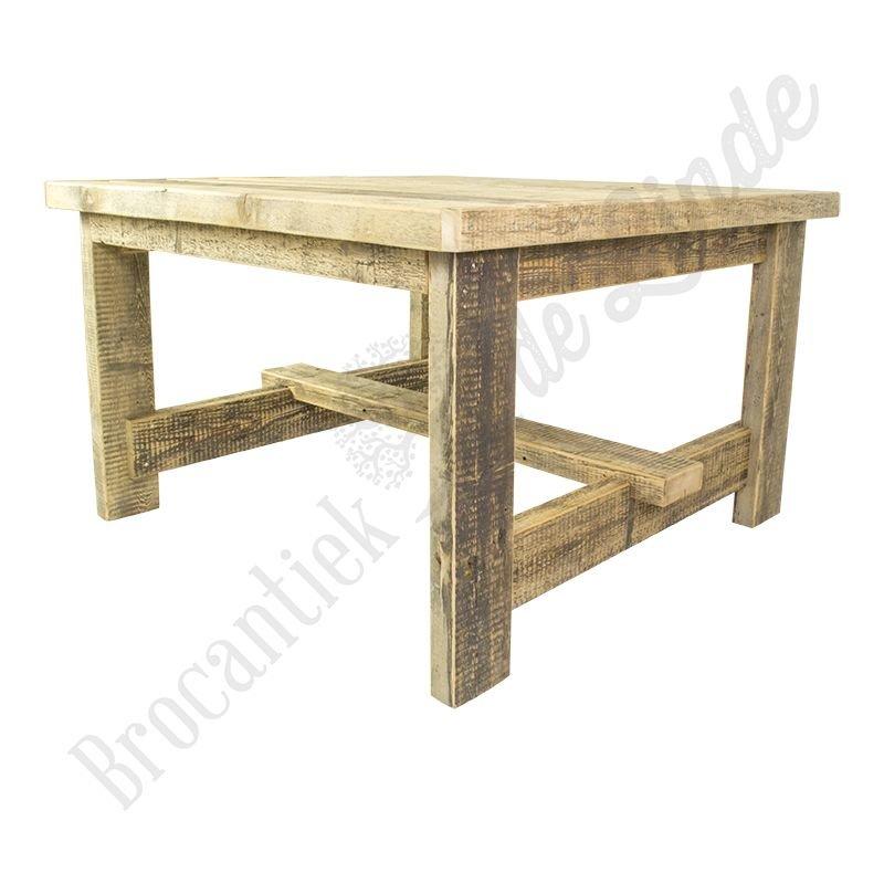 "Op maat gemaakte tafel ""Old Beam"""
