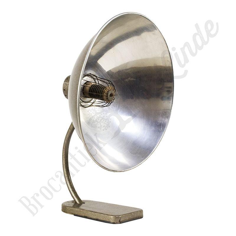 "Stoere industriële bureaulamp ""UFO"""