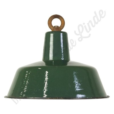 "Bauhaus lamp ""Green No.4"""