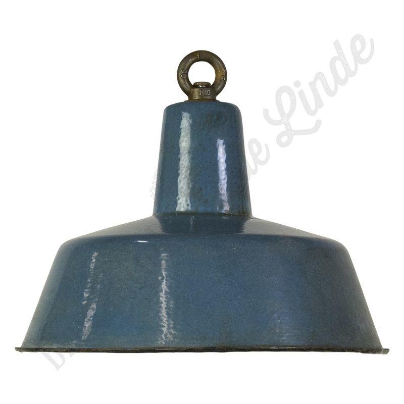 """Vintage Bauhaus lamp """"Petrol No.2"""""""