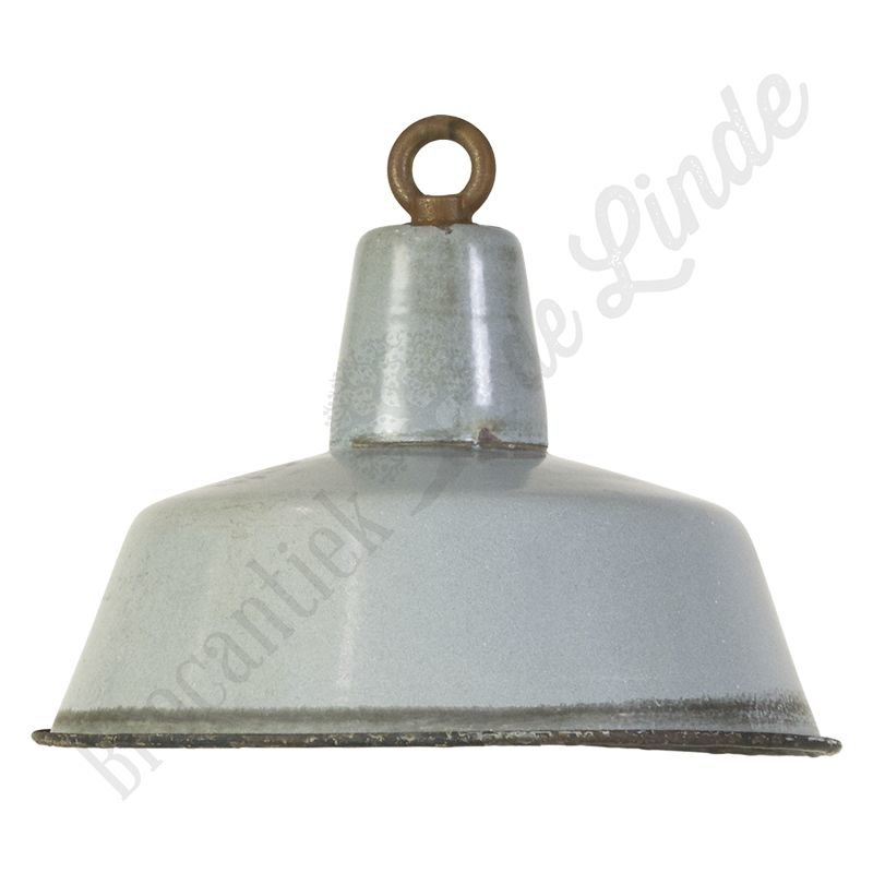 "Vintage Bauhaus lamp ""Grey No. 1"""