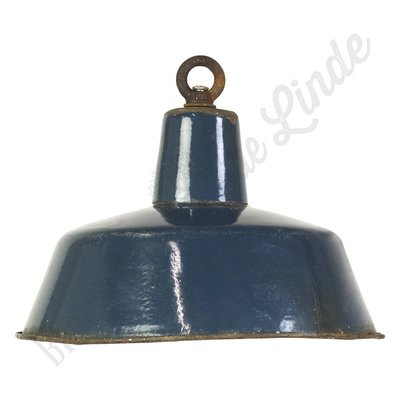 "Bauhaus lamp ""Blue No.4"""