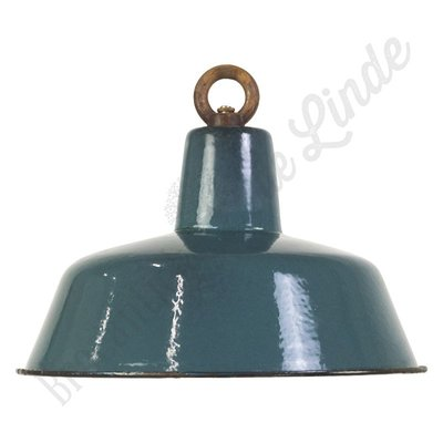 "Vintage Bauhaus lamp ""Blue No.3"""