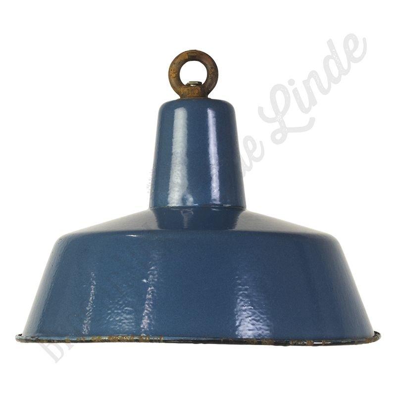 """Vintage Bauhaus lamp """"Blue No.2"""""""