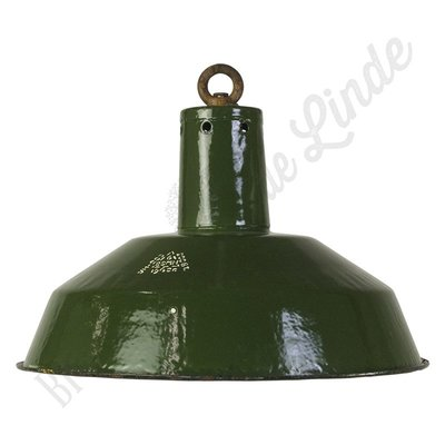 "Bauhaus lamp ""CCCP Forest Green"""