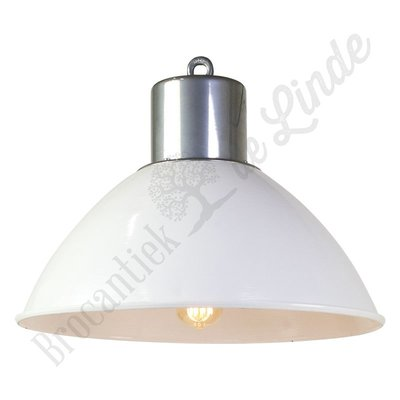 "Fabriekslamp ""Pacov Powder White"""