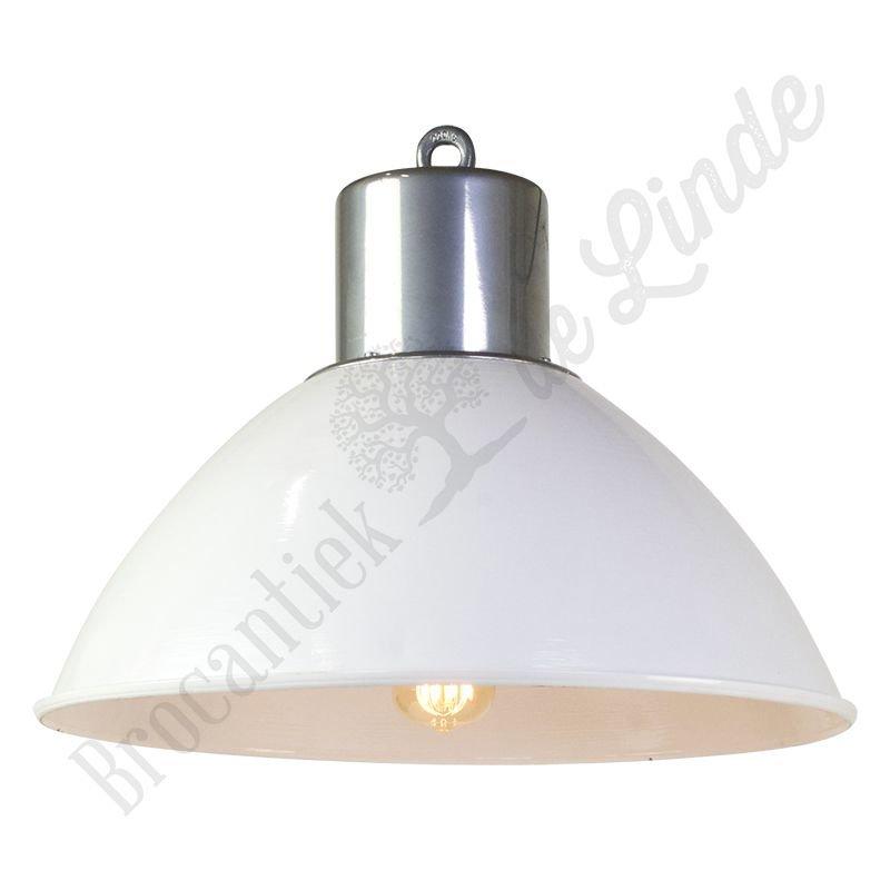 "Oude fabriekslamp ""Pacov White"""
