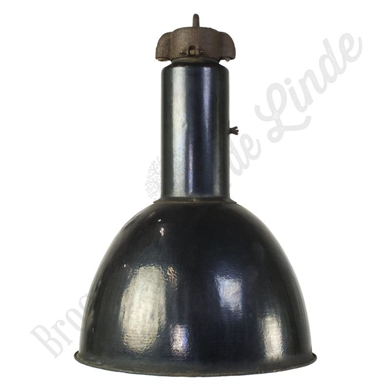 "Industriële Bauhauslamp ""Bauhaus Longneck"""
