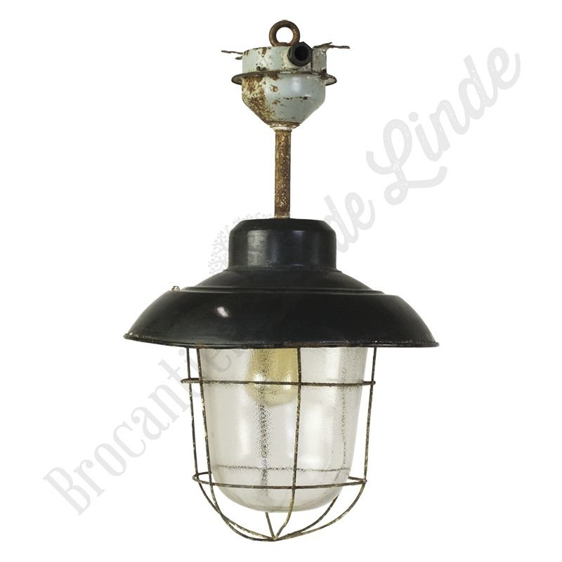 "Industriële hanglamp ""Petrovice extended S"""