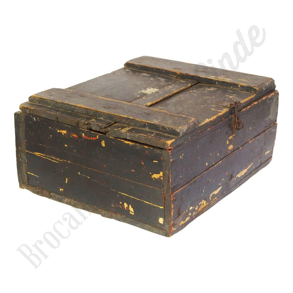 √ Industriële bakken, houten kisten en vintage manden bij ...