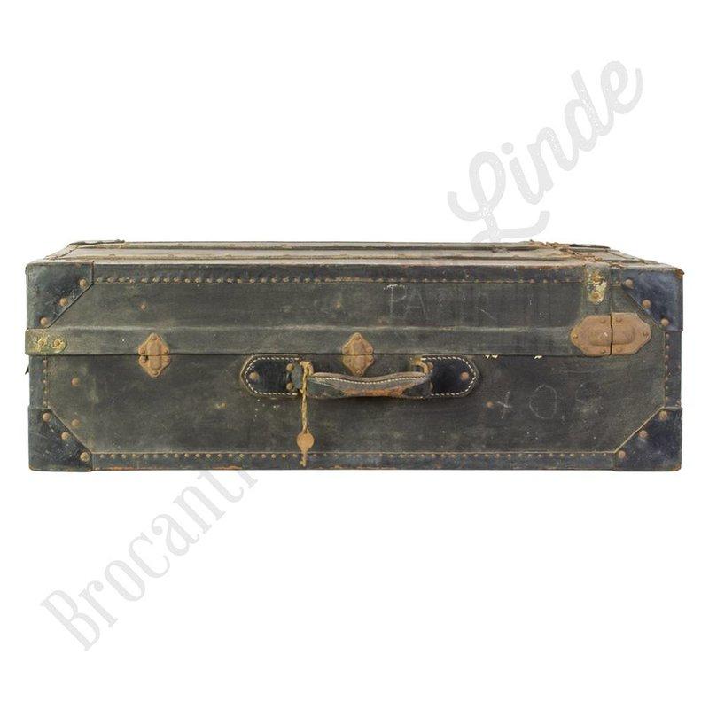 """Stoere industriële koffer """"No. 19"""""""