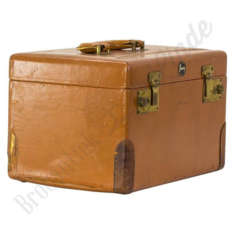 """Klein brocante koffertje """"No. 28"""""""