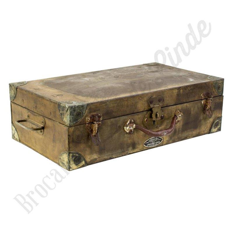 Metalen koffer