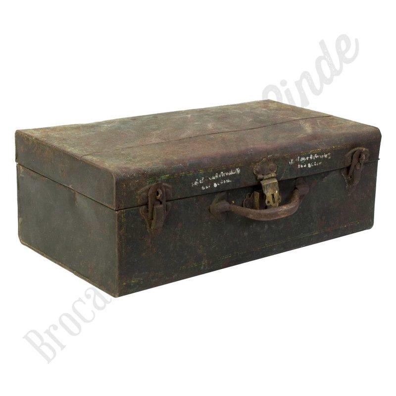 Metalen koffer Nr. 2