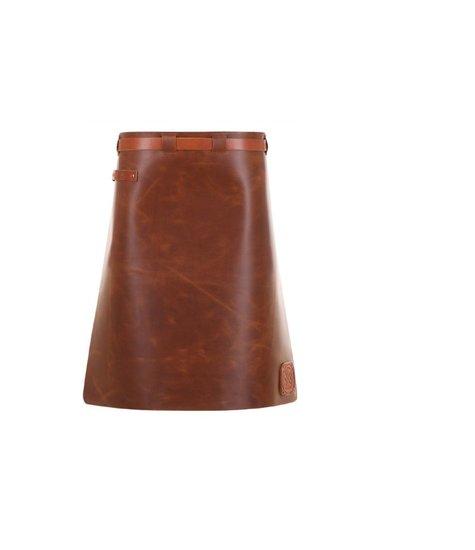 Witloft heren sloof cognac/cognac