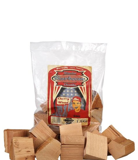 Axtschlag Axtschlag Wood chunks cherry