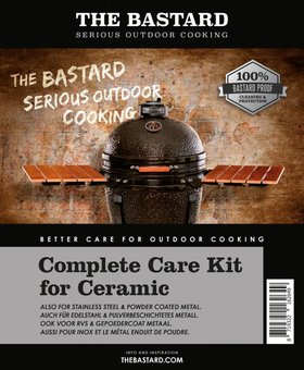 The Bastard Ceramics Clean set 2x500ml