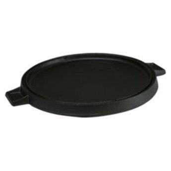 Gietijzeren grillplaat 36 cm