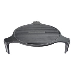 Gietijzeren Plate Setter maat Big Green Egg Large