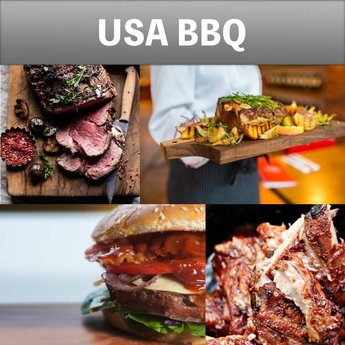 Masterclass zaterdag 1 juli 2017 USA BBQ