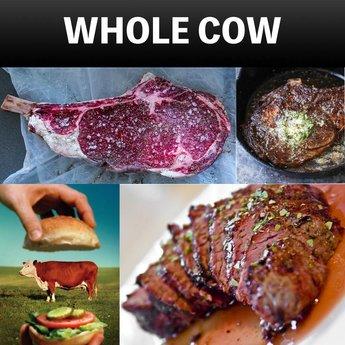 Masterclass zaterdag 22 juli 2017 Whole Cow