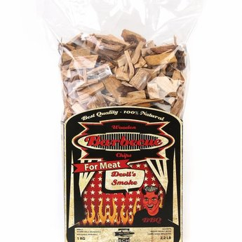 Axtschlag Axtschlag Smoking chips devils smoke