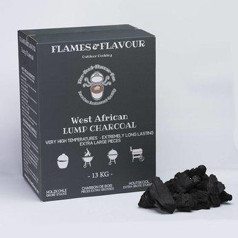 Flames & Flavour West Africa Houtskool