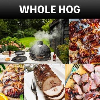 Masterclass zaterdag 12 augustus 2017 Whole Hog