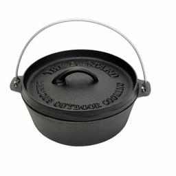 Gietijzeren Dutch Oven Medium 26 cm