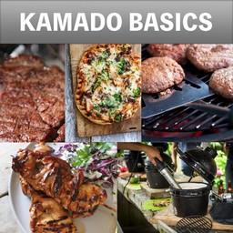 Masterclass 2 september 2017 Kamado basics